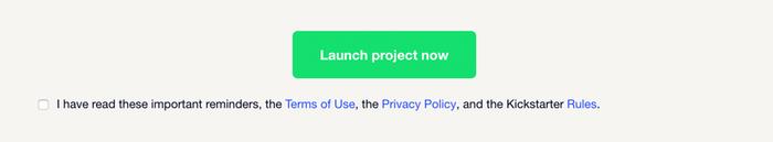 Kickstarter项目审核严不严?你应该了解这几点 1