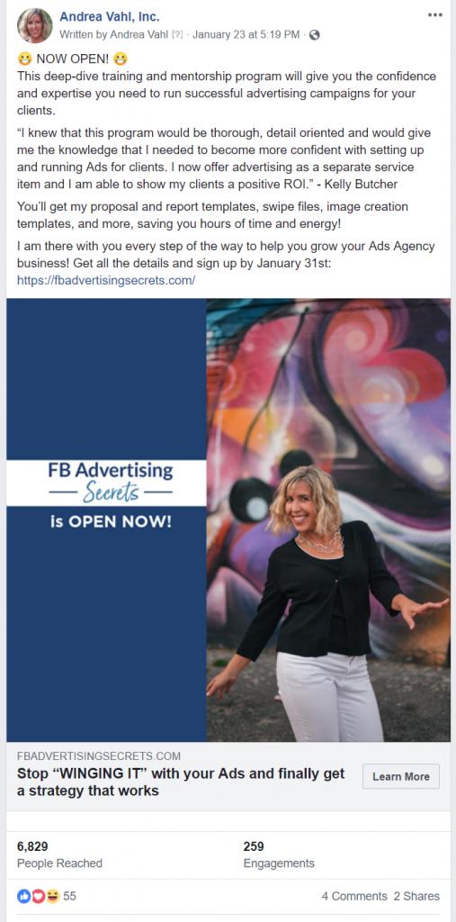 海外众筹 | 新年伊始,来看看Facebook广告打法如何匹配2019新趋势 1