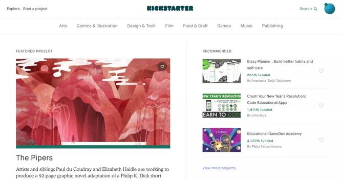 海外众筹 | Kickstarter&Indiegogo项目营销的四大流量来源,了解一下 3