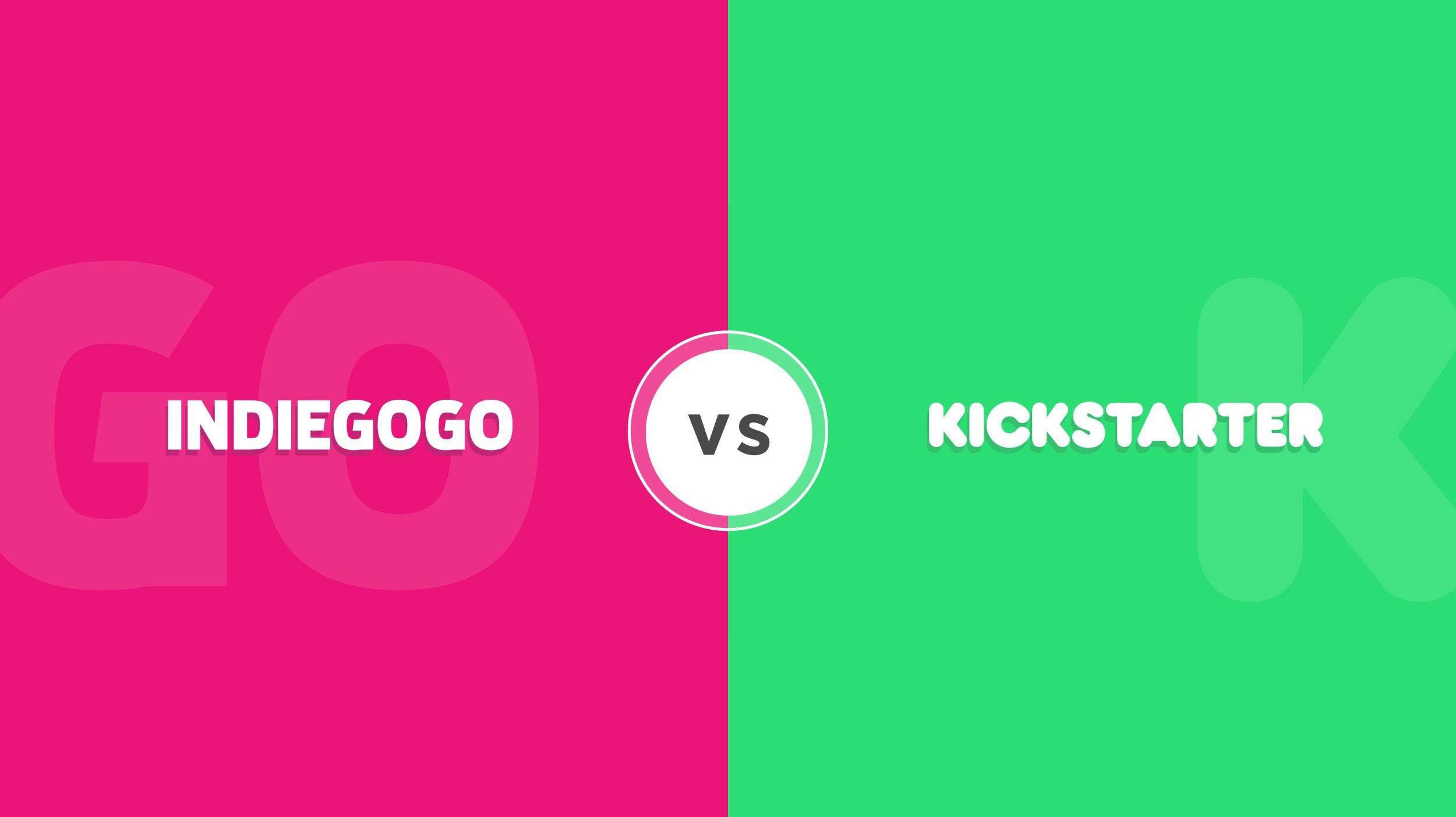 海外众筹 | 上众筹,Kickstarter VS Indiegogo,选哪个看这里告诉你