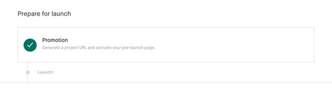 Kickstarter众筹 | 最新的Kickstarter后台功能更新内容,请查收! 3