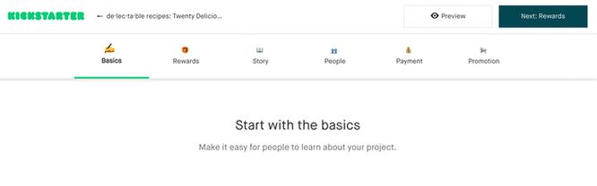 Kickstarter众筹 | 最新的Kickstarter后台功能更新内容,请查收! 2