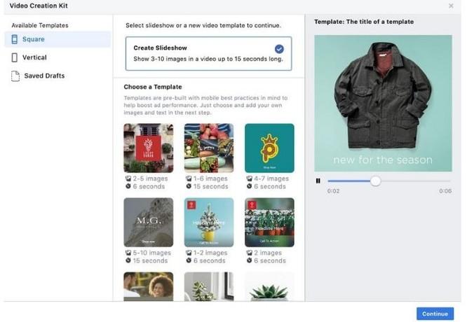 海外众筹 | 教你创建Facebook幻灯片广告,成本低效果好! 3